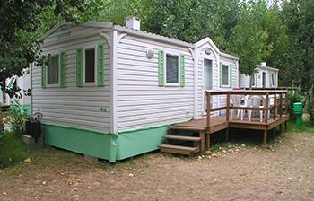 Le camping de luxe