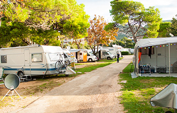 Le camping traditionnel